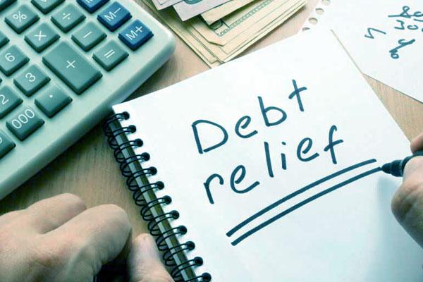 Debt Relief Loans