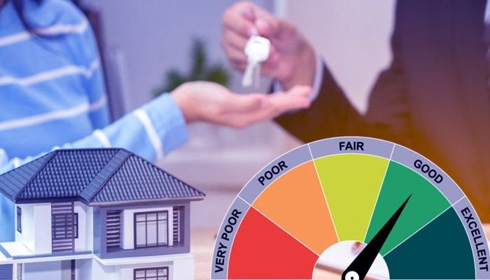 Credit Score By Buying A House