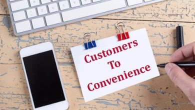 Customers To Convenience