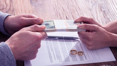 Financial Issues of Divorce