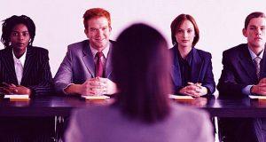 Office Team Focused