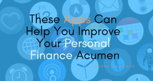 Improve Your Personal Finance