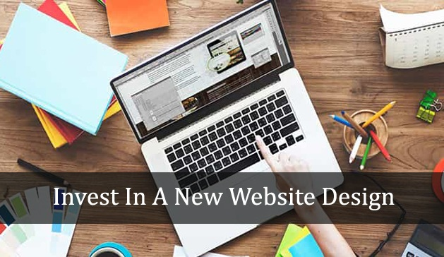 Invest In A New Website Design